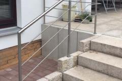 Geländer (Treppengeländer) Rd waage